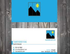 #58 for I need a Business Card with a logo by tanveermh