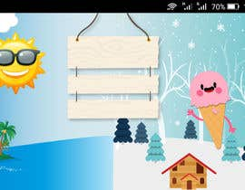 #30 for design home page for my game by reshmaguptanag