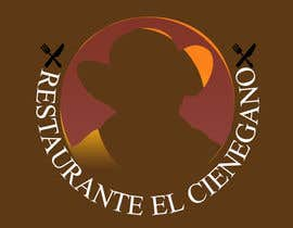 "#12 for Hi guys! I need your help to create the logo of my new restaurant. It is called ""RESTAURANTE EL CIENEGANO"". I attach proposed colors and concept. It is important that the logo bears a hat typical of the Colombian Caribbean coast since that is the theme af ayeshamuhamad"