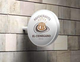 "#4 for Hi guys! I need your help to create the logo of my new restaurant. It is called ""RESTAURANTE EL CIENEGANO"". I attach proposed colors and concept. It is important that the logo bears a hat typical of the Colombian Caribbean coast since that is the theme af WaelOsama"