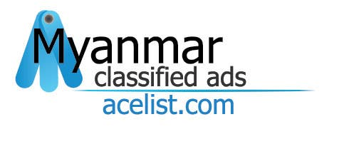 Konkurrenceindlæg #                                        32                                      for                                         company logo icon with acelist.com and Myanmar classifieds ads text