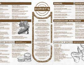 #5 for Experienced designer for American Restaurant Menu by MichaelMeras