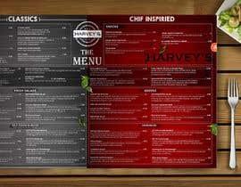 #4 for Experienced designer for American Restaurant Menu by satishandsurabhi