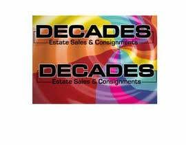 #26 for Design a Logo | Recreate (decades) by guessasb
