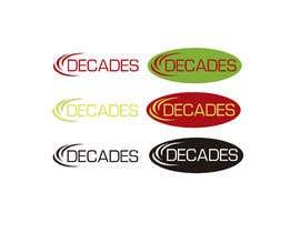 #27 for Design a Logo | Recreate (decades) by carluchoo