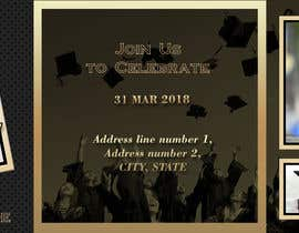 #2 for Graduation Invitation Design by aqmins