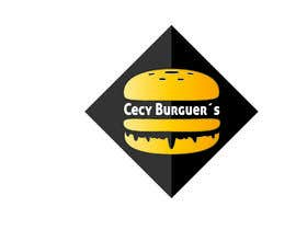 #25 for design of burguer place logo for CECY BURGUER´S by sssudarshana