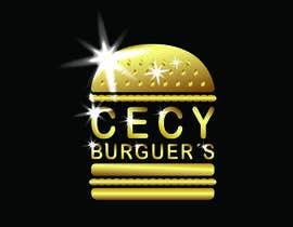 #18 for design of burguer place logo for CECY BURGUER´S by almaktoom