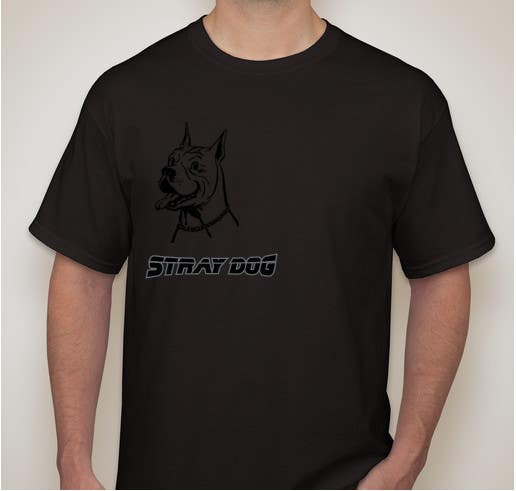 Penyertaan Peraduan #                                        47                                      untuk                                         Design a T-Shirt for StrayDog (6-8 WINNERS)