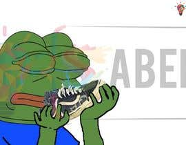 #1 for Draw a picture of sad pepe  with a shoe in hands by SaberElbendary