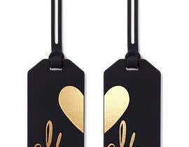 #8 for make me a design for luggage tag by NathaniaG
