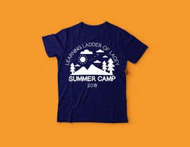 #13 for Design a T-Shirt for a Summer Camp by KarenBustamante