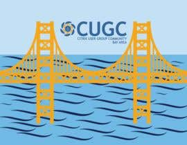 #28 for Logo for CUGC Bay Area by ictrahman16