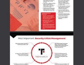 #4 for Design a brochure Tic Finance by felixdidiw
