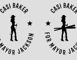 #27 for Sexy Cowgirl for Mayor Sticker by Alexander7117