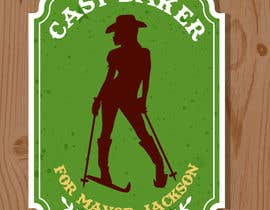 #31 for Sexy Cowgirl for Mayor Sticker by minalouie