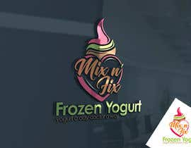 #80 for Logo: Mix n' Fix Yo or Mix n' Fix (Frozen Yogurt) brand. by fakefukra