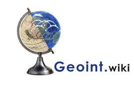 #503 for Wiki-style Logo (GEOINT) by kdmpiccs