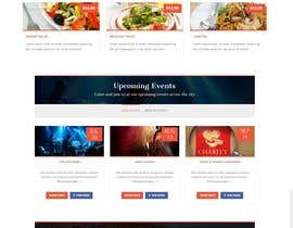 #27 for Build me a catering website by mamun0069