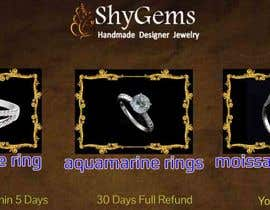 #22 for make 3 high end jewelry banner by Mongyu