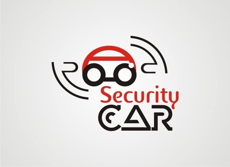 Конкурсная заявка №1 для Logo Design for Security Car