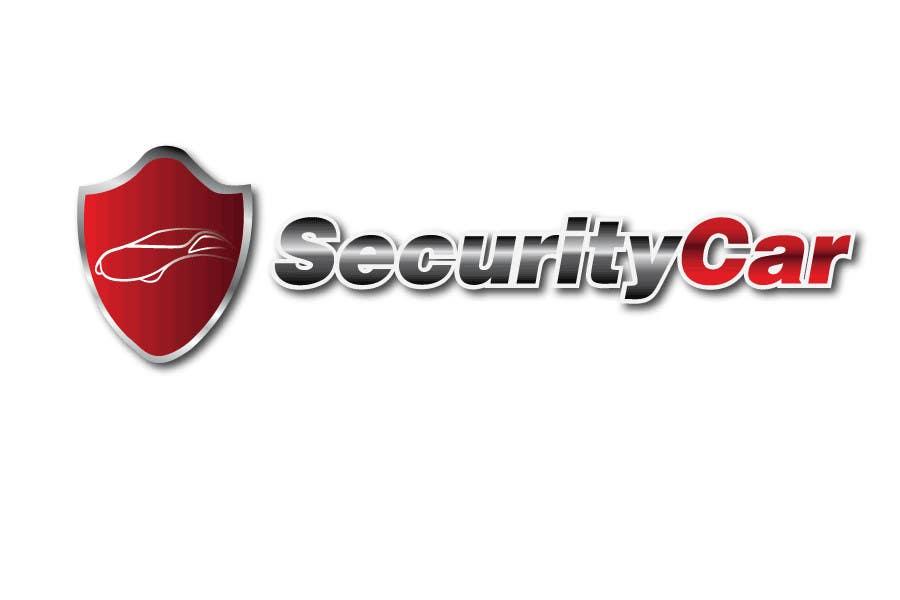 Конкурсная заявка №76 для Logo Design for Security Car