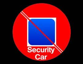 #81 para Logo Design for Security Car de sukeshhoogan