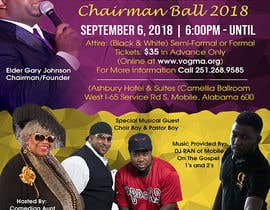#3 untuk Chairman Ball Flyer oleh maidang34