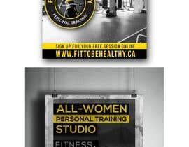 demasgraphics tarafından Street Signage For a Fitness Studio için no 13