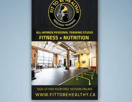abbmo tarafından Street Signage For a Fitness Studio için no 1