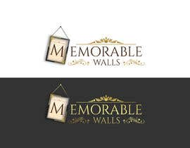 #270 for logo for wall art store by Samiul1971