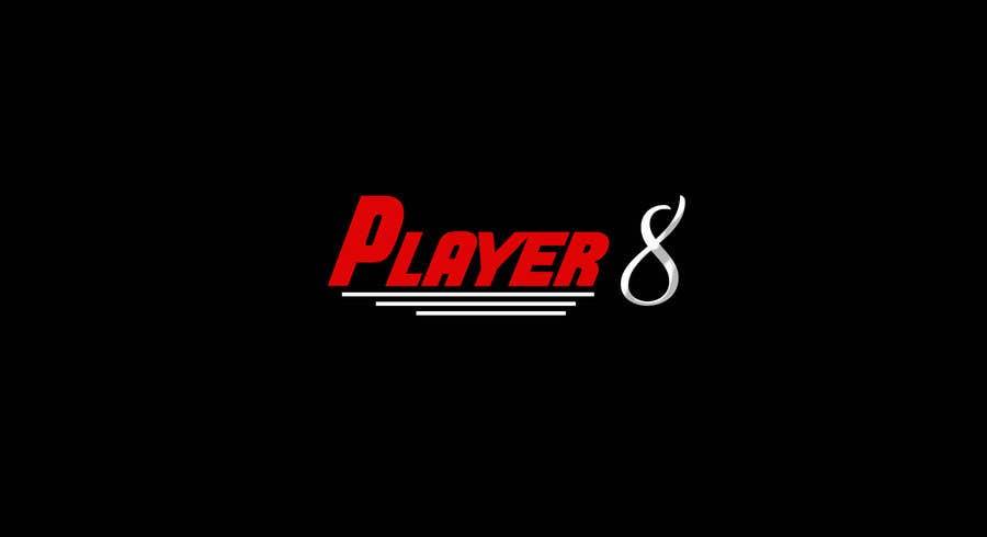 Konkurrenceindlæg #25 for Logo web y RRSS para sitio player8.cl