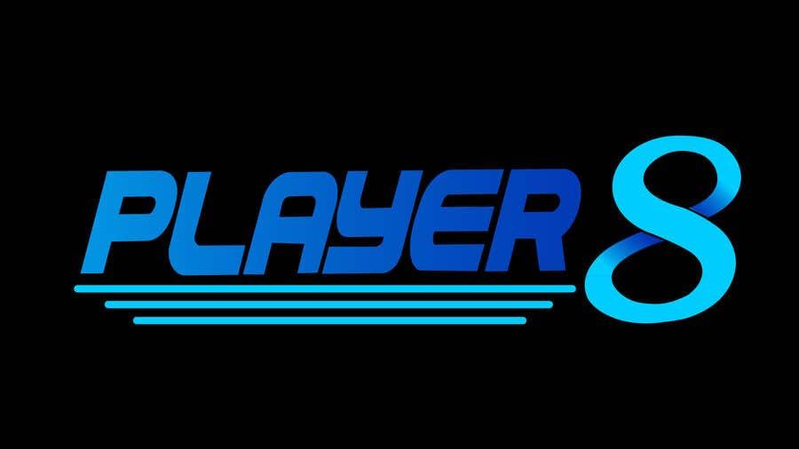 Konkurrenceindlæg #48 for Logo web y RRSS para sitio player8.cl