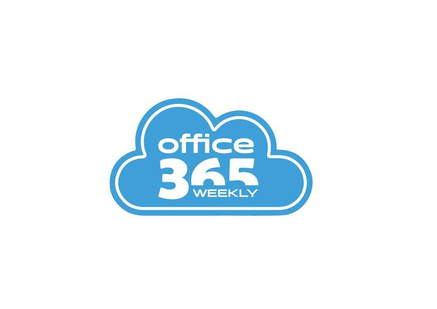 Entry #38 by rcoco for Logo Design - Office 365 Weekly | Freelancer