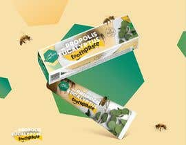 #29 para G'day honey propolis spray and Eucalyptus tooth paste package and label design por DEvansDesigns