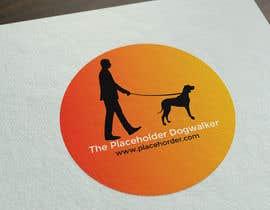 #8 za Logo Designe - Dog Walker od emon789
