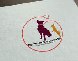 #16 for Logo Designe - Dog Walker af emon789
