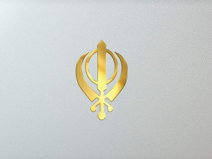 Entry 6 By Ouahab For Sikh Symbol Khanda Freelancer