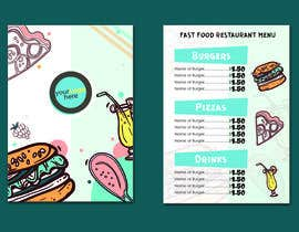 #18 for Restaurant Menu Concepts by nayhomiee