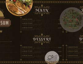 #10 for Restaurant Menu Concepts by ziadabdo321