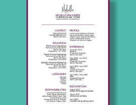 #16 cho I need a infographic cv/resume. bởi mapabarragan