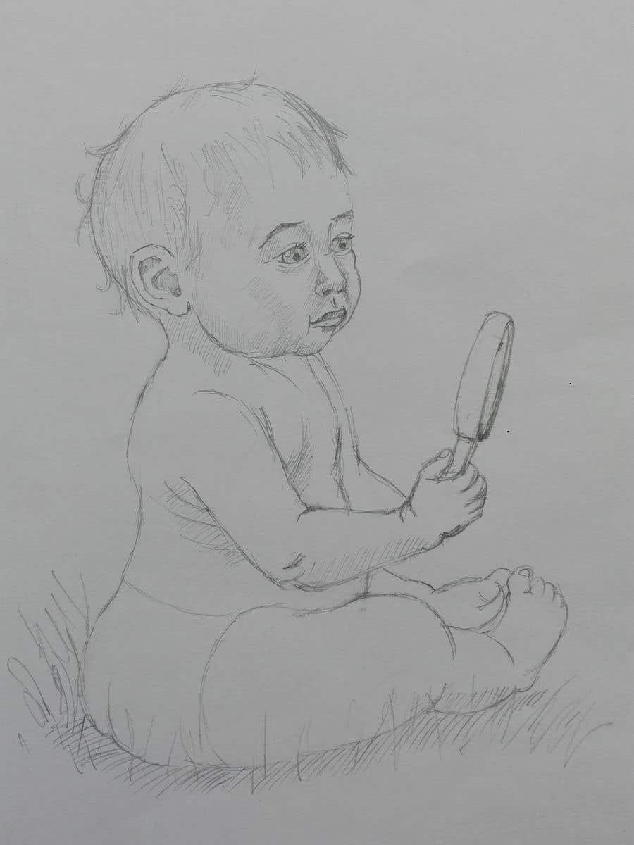 Bài tham dự cuộc thi #                                        49                                      cho                                         Illustrator for Children's book project