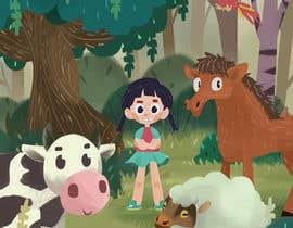 #23 cho Illustrator for Children's book project bởi naonstudio