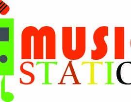 #157 for 【 Logo Design 】 musical symbol af gskbaloch