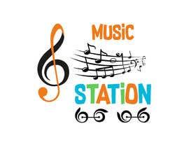 #160 for 【 Logo Design 】 musical symbol af s3r9io