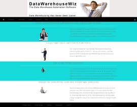Nro 5 kilpailuun Data Warehouse Wiz Mockup käyttäjältä bayasine