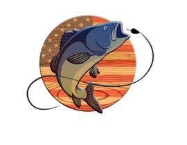 #7 for Design an American Fishing Company Logo by RanasKeld