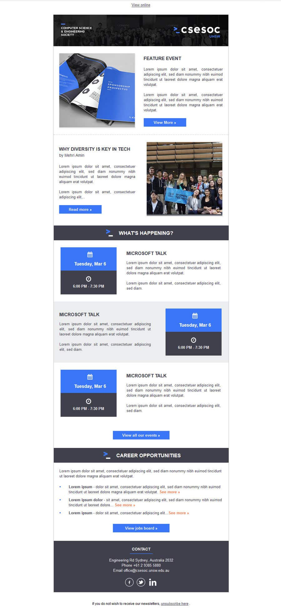 Entry 4 By Silvia709 For Code Up An Html Email Template Freelancer