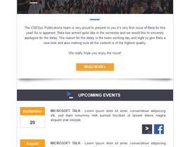 #13 для Code up an HTML Email Template от silvia709