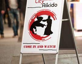 #73 cho Design a Sandwich Board Welcome Sign for an Aikido Dojo bởi linedsl